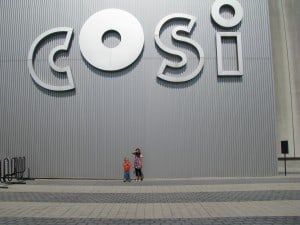 COSI – Science, but a TON of fun!