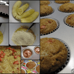 Strawberry-Banana Muffin Recipe