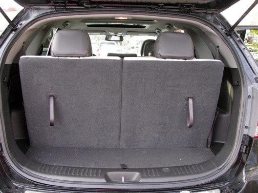 kia sorento 2012 third row seating trunk space moments with mandi. Black Bedroom Furniture Sets. Home Design Ideas