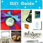 2013 Bloggers Gift Guide