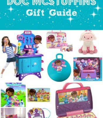 Disney Junior's Doc McStuffins Holiday Toy Gift Guide