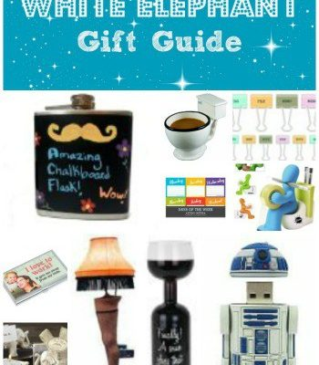 2013 White Elephant Gift Guide