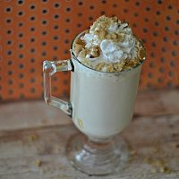 Peanut Butter Cheesecake Hot Chocolate