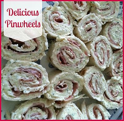 Delicious Pinwheels Recipe