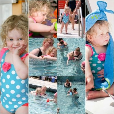 Huggies Little Swimmers Pool Party Playdate (Plus a Pool Bag Packing List!)