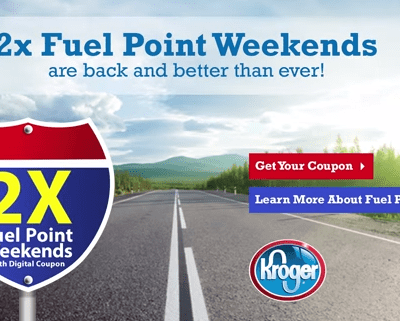 Save Big With Kroger Fuel Points