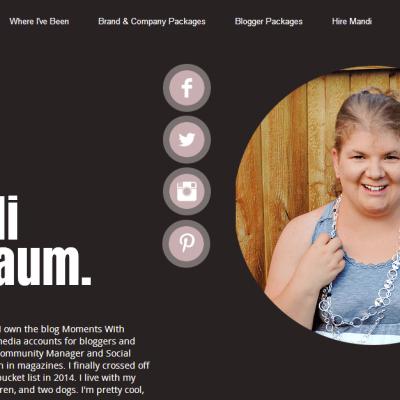 Mandi Welbaum – Social Media Manager