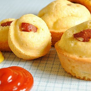 Corn Dog Muffins {Recipe}
