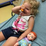 ER Visits and Nursemaid's Elbow