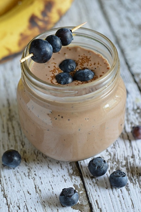 Blueberry Banana Smoothie Recipe