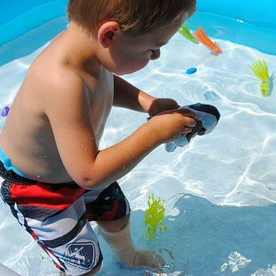 We Love SwimWays Pool Toys!