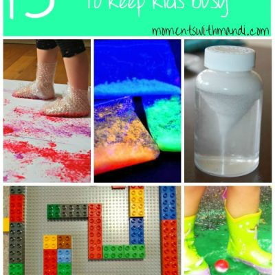 15 Rainy Day Activities For Kids