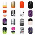 Halloween Nail Designs With Jamberry Nails