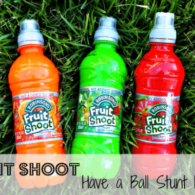 Fruit Shoot Soccer: Have a Ball Stunt Hunt