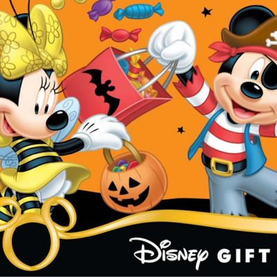 Giveaway! Win a $500 Disney Gift Card!
