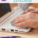 5 Work From Home Ideas For Women