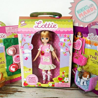 Lottie Dolls: Be Bold, Be Brave, Be You!