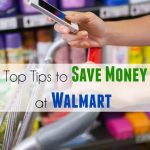 Top Tips to Save Money at Walmart