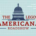 LEGO Americana Roadshow Coming to Cincinnati July 4 – July 19
