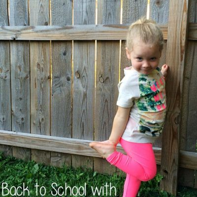 Preschool Fashion With OshKosh B'Gosh