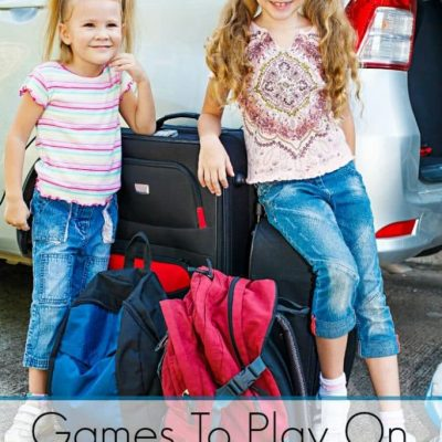 Games To Play On Long Road Trips