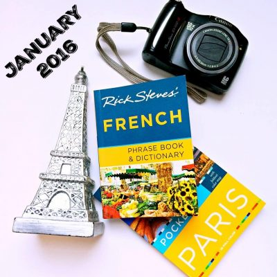 We're Going To Paris!