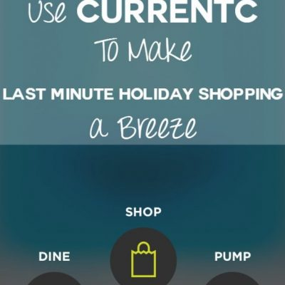 CurrentC Can Make Last Minute Holiday Shopping A Breeze