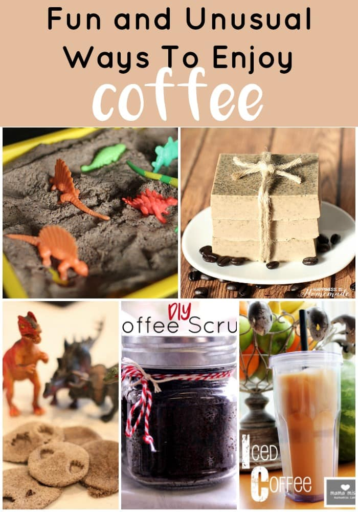 Fun and Unusual Ways To Enjoy Coffee