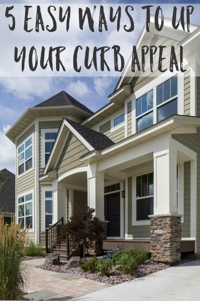5 Easy Ways To Up Your Curb Appeal