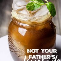 Not Your Father's Lemonade Cocktail