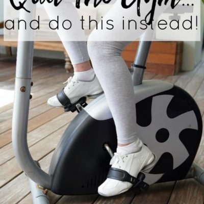 Quit The Gym and Do This Instead!