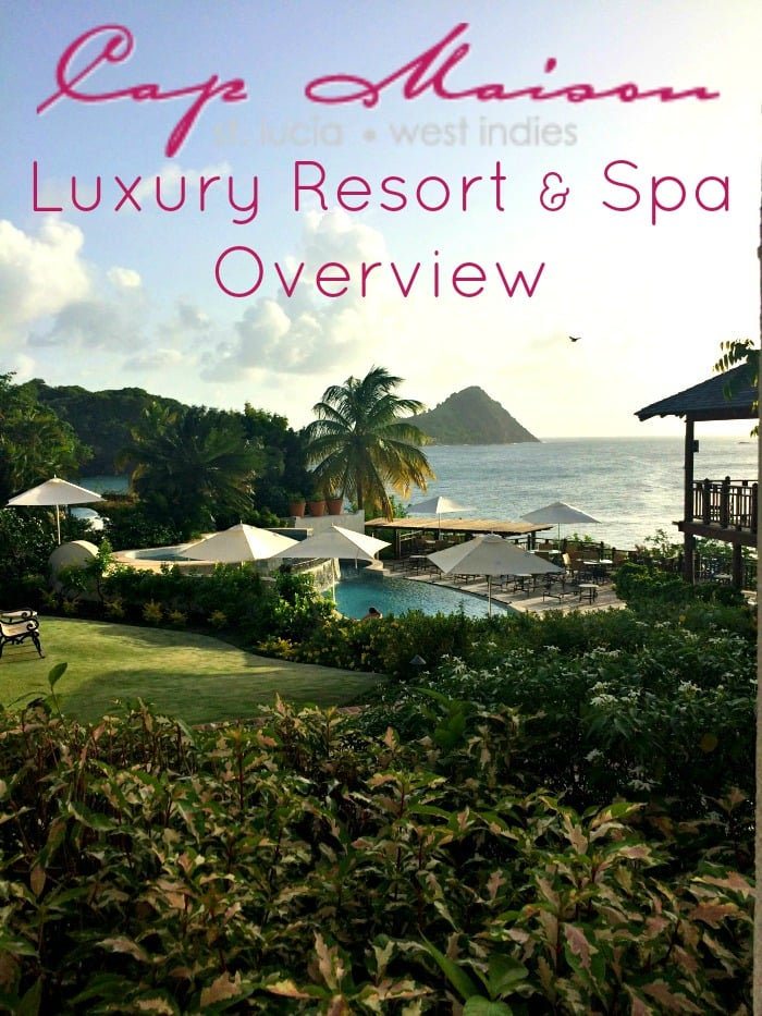Cap Maison Luxury Resort and Spa Overview