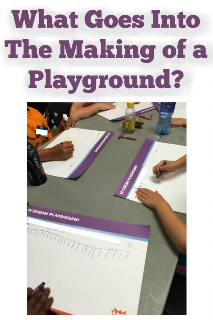What Goes Into The Making of a Playground