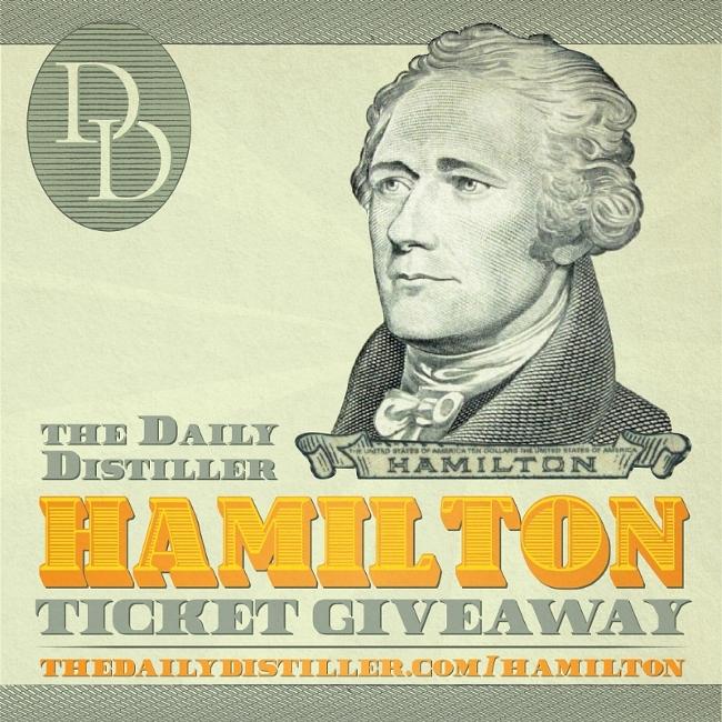 Daily Distiller Hamilton Giveaway