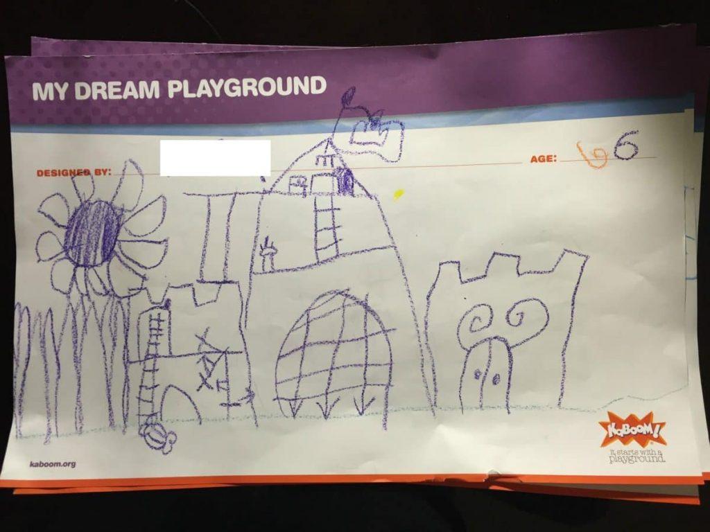 dream playground design