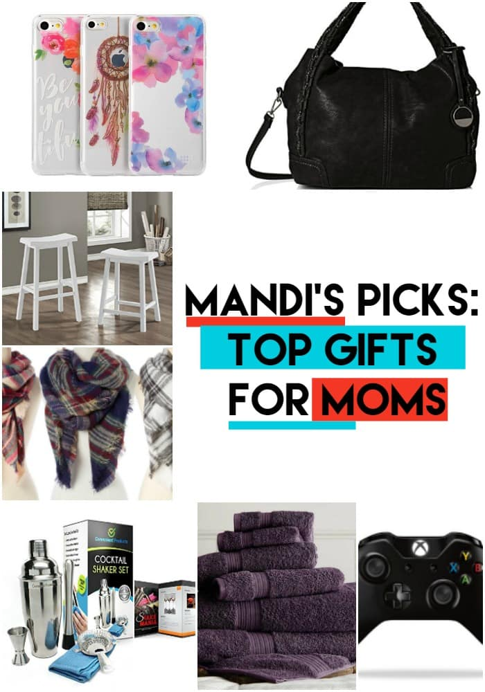Top Gifts for Moms // Picked by Moments With Mandi