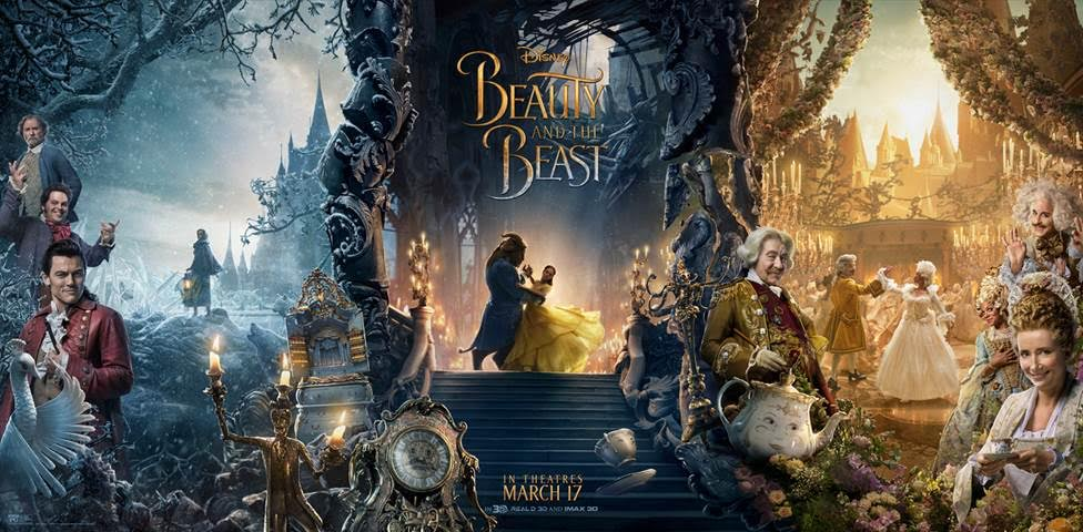 Beauty and the Beast Live Action March 17