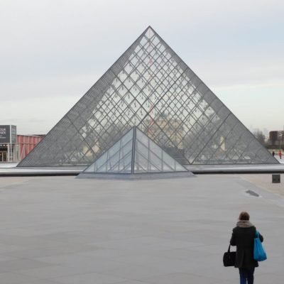 One Year Ago: Visiting Paris, France