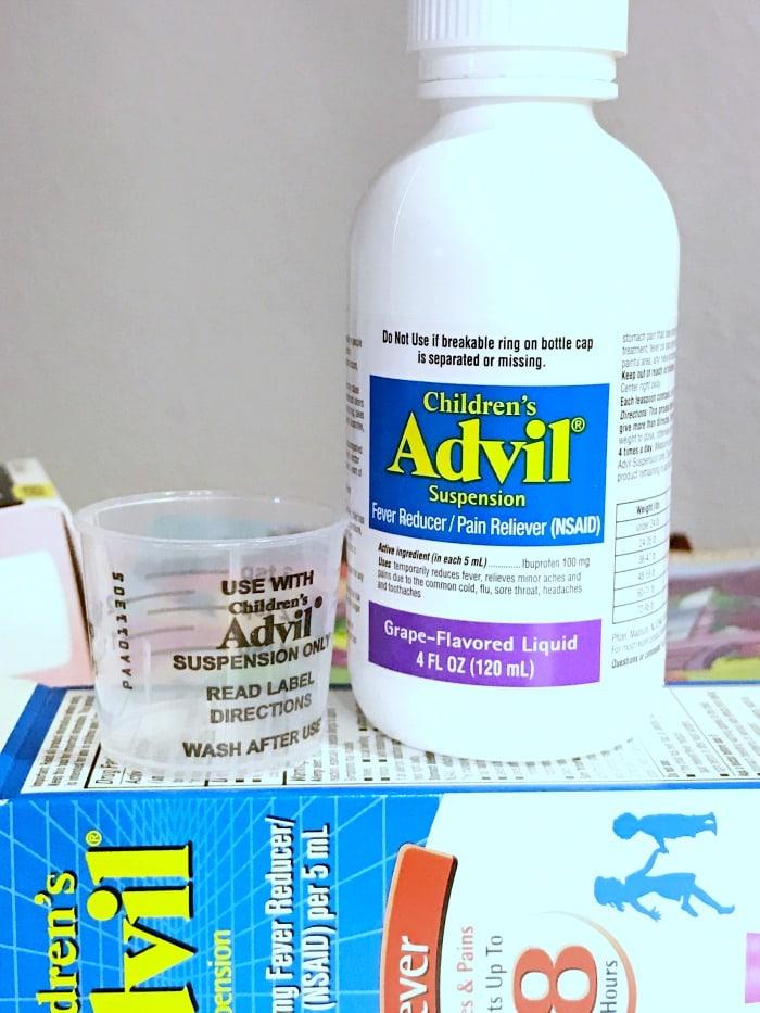 Pfizer Children's Advil