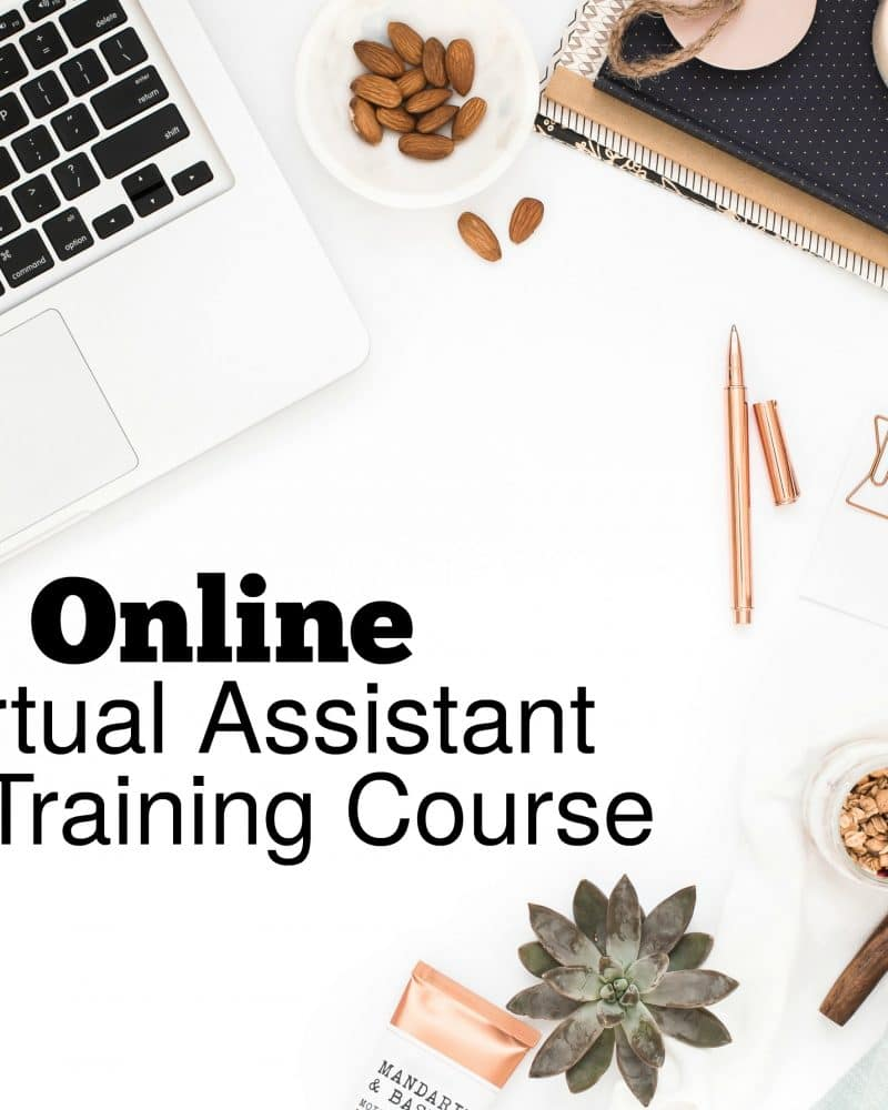 Make Money with the Online Admin Training Course (Virtual Assistant)