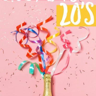 Goodbye 20s, Hello 30!