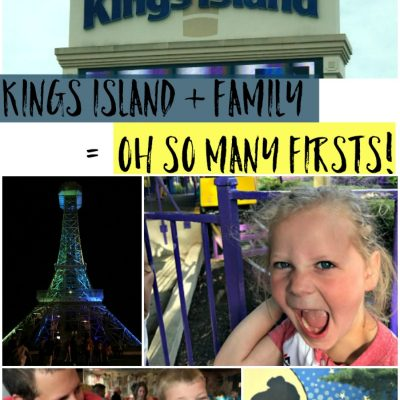 Celebrate Family Firsts With Kings Island