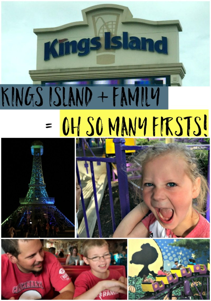 Celebrate Many Firsts With Kings Island