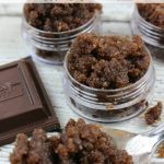 Chocolate Honey Lip Scrub