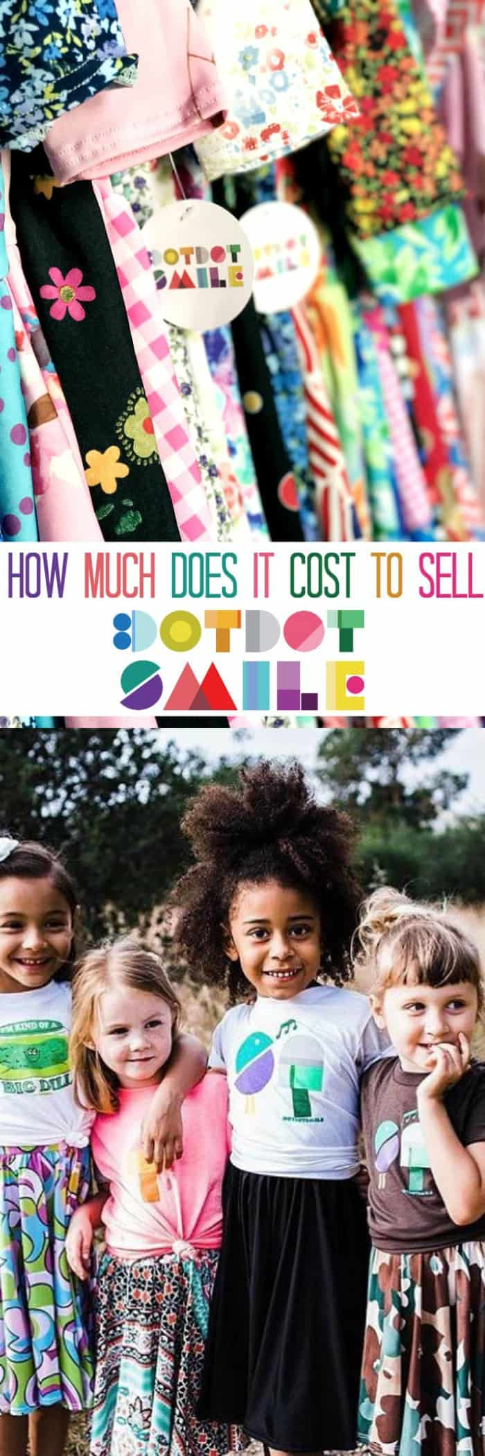 How Much Does It Cost to Start Selling DotDotSmile Dresses