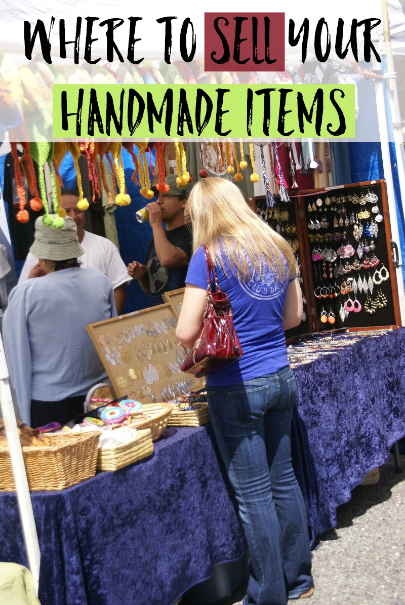 7 places to sell your handmade items moments with mandi