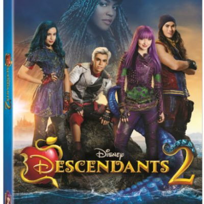 Disney's Descendants 2 Available on DVD!