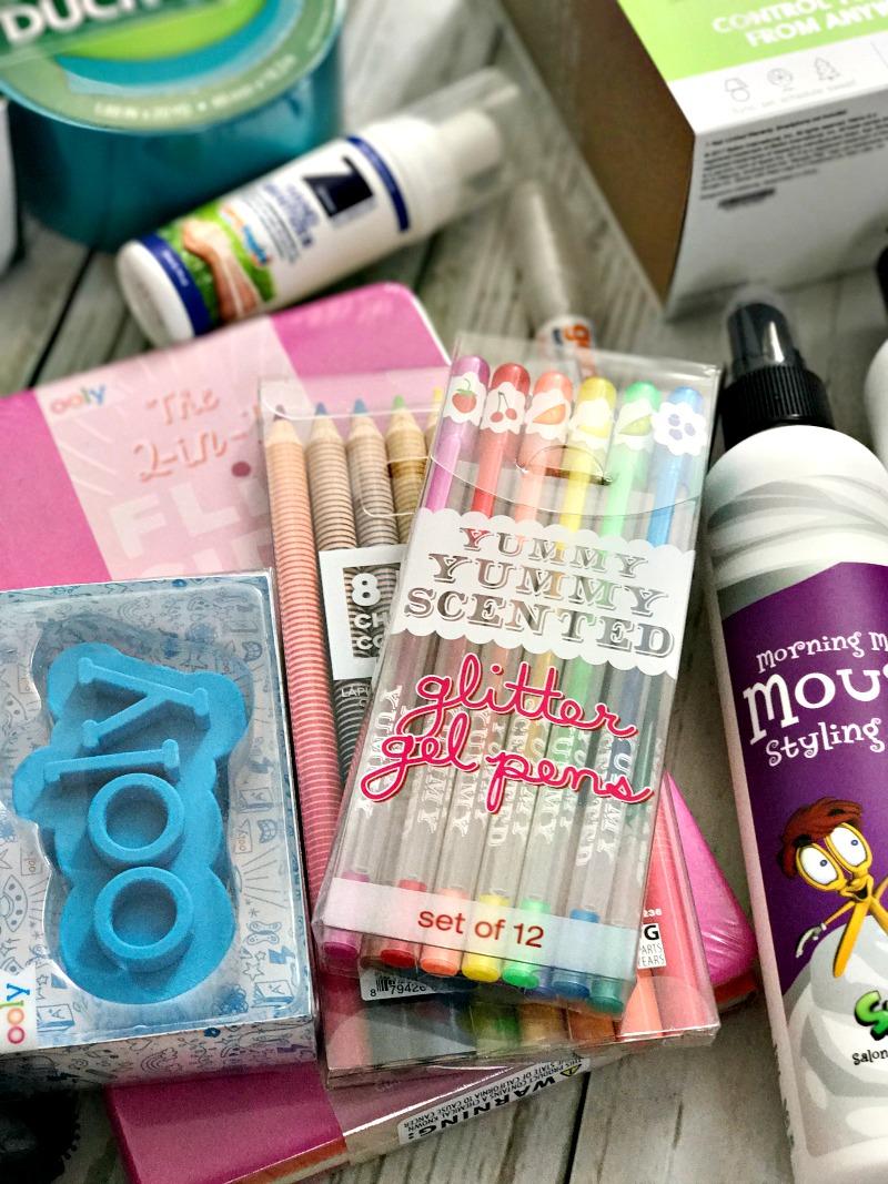 OOLY cute school supplies
