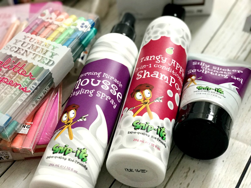 Snip-Its Kids haircare