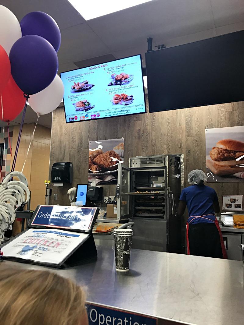 $5 meals at The Chicken Co inside Kroger deli